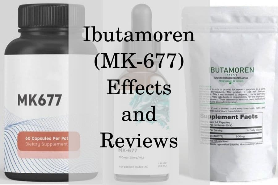 Ibutamoren (MK-677) Effects and Reviews
