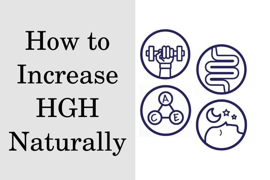 How to increase HGH naturally